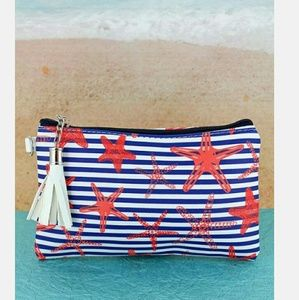Handbags - New Starfish Wristlet!